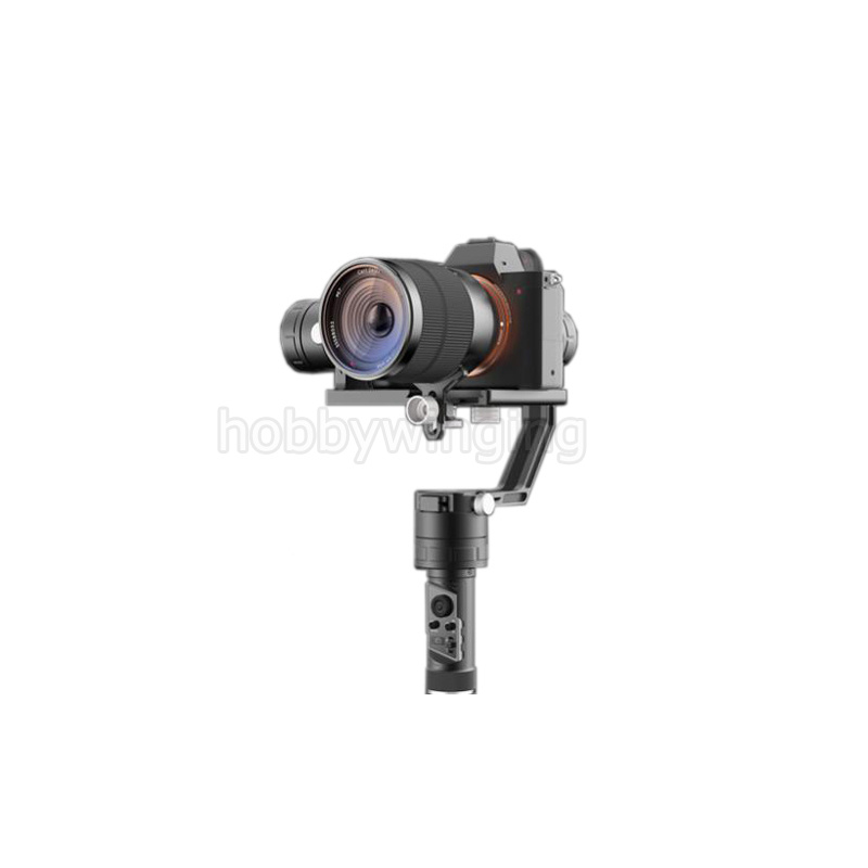 3-Axis SLR handheld Gimbal Flamingo-M ZYX Stabilizer PTZ 360-degree rotation unlimited for 350-1900g camera nebula 5100 3 axis handheld 360 degree unlimited rotation camera gimbal built in encoder