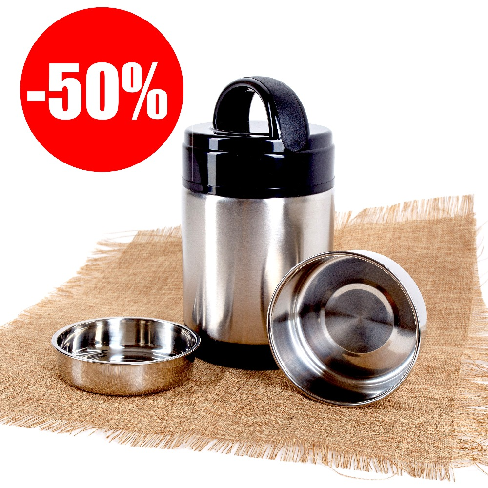 stainless steel bottle GOLMATE Lady portable thermos outdoor flask the time outdoor thermos for lunch