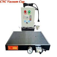 300*300 мм ЧПУ вакуумной присоской промышленных авто Давление поддержания пневмовакуумном патрон для алюминиевая пластина Нержавеющаясталь