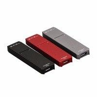 Newest SMSL Idea Mobile Phone DAC Portable Decoder Andrews DSD Volume Adjustment Headphone Amplifiers Amp TYPE-C Micro USB 2017
