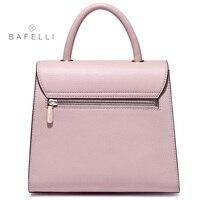 BAFELLI split leather box bag 1