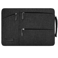 Gearmax водонепроницаемый ноутбук сумка для macbook pro 13 air 13 Retina Карманный Рукавом Сумка 14 Противоударный Нейлон Ноутбук Рукав 13.3 15