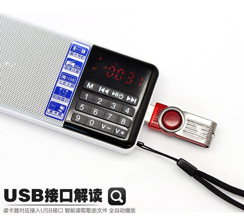 Chinese Brand Hifi Recharge Portable Mini Radio Digital Fm Rhaliexpress: Sd Card Radio At Gmaili.net