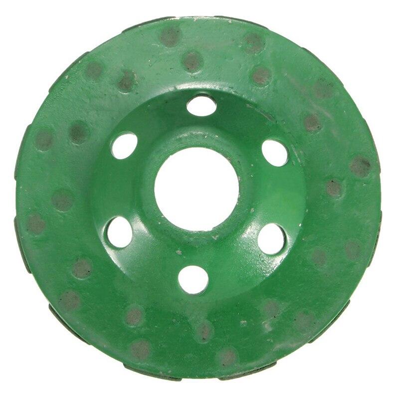 100 mm deimantinio šlifavimo disko dubenėlio formos šlifavimo - Elektriniai įrankiai - Nuotrauka 4