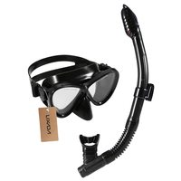 New Arrival Kids Scuba Diving MaskTube Set Professional Full dry Snorkeling Mask Snorkeling Mask Goggles Swimming Glasses