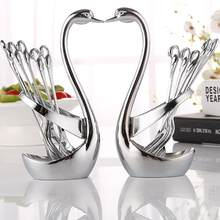 Popular Buy Cutlery Cheap Swan From Lots China Aj3RL54