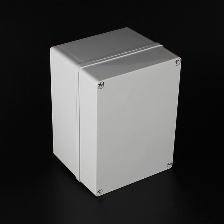 цена на 200*150*130MM IP67 Waterproof Plastic Electronic Project Box w/ Fix Hanger Plastic Waterproof Enclosure Box Housing Meter Box