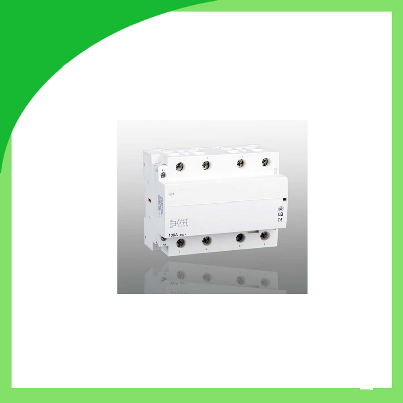 цена на 4P 4NO 240v 100A household Reversible Contactor for din rail electrical type