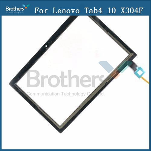 For Lenovo Tab4 Tab 4 10 TB-X304L X304F X304N Touch Screen Digitizer Tablet Touch Panel Replacement Parts For Lenovo