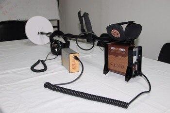 Бесплатная Доставка Импульса индукции детектор! Высокая Чувствительность металлоискателя GFX7000 Супер Искатель Золота Подземного Золота Сканер!