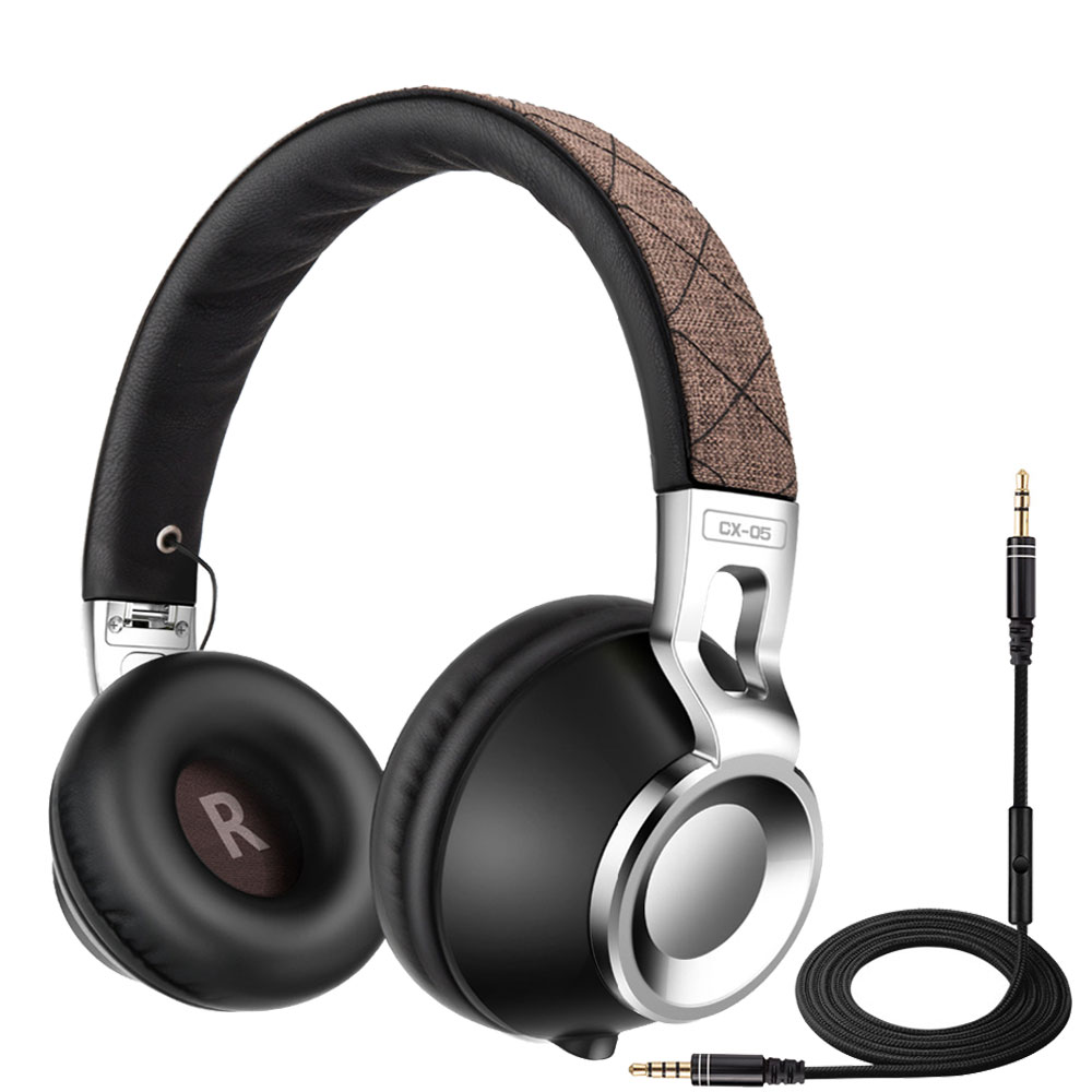 Sound Intone CX-05 Stereo Sound Headphones With Microphone Gaming Headset Super Bass Auriculares HIFI Earphone for Xiaomi PC