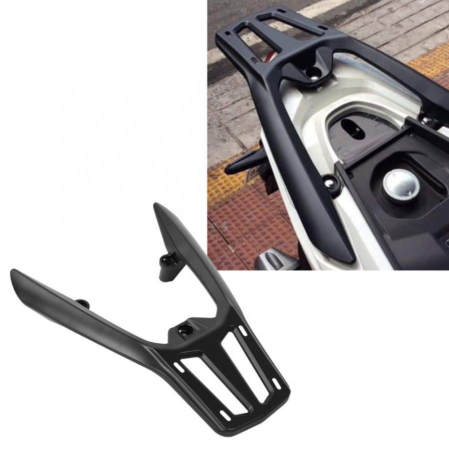 Motorcycle Rear Luggage Rack Cargo Holder Bracket for Honda Click Ravio Aluminum Alloy