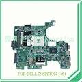CN-00K98K DAUM3BMB6E0 REV E para dell Inspiron 1464 laptop motherboard HM55 DDR3 14.1''