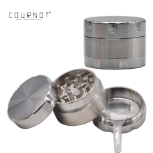 COURNOT Aluminum Smoking Herb Grinders 40MM 3Piece