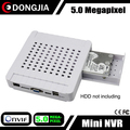 DONGJIA móvel de venda Quente hdmi VGA De Áudio cctv dvr rede hd gravador de vídeo 16CH 5MP 3MP 1080 P p2p onvif 9CH 4CH Mini NVR