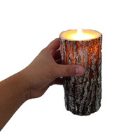 Candle Wax Candle Making Flameless Pillar Home Decoration 3pcs LED Candle Light Battery Candles Lamp Flame Remote Control