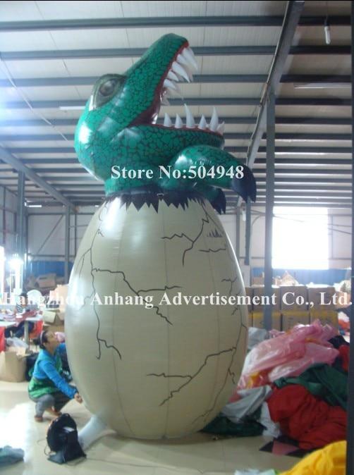 Nafukovací model dinosaura za skvělé ceny pro - Nábytek