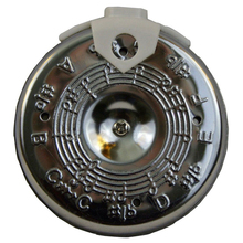 SEWS 13 Tone Note Key Chromatic C Pitch Pipe Guitar Tuner Tuning Violin Bass