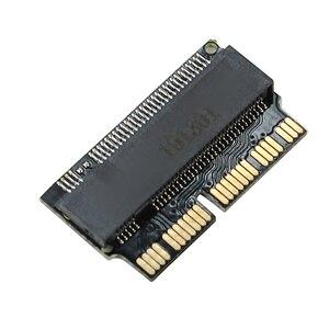 Image 3 - M2 ل NVMe PCIe M.2 ل NGFF إلى SSD محول بطاقة ل أبل محمول ماك بوك اير برو 2013 2014 2015 A1465 A1466 A1502 A1398 PCIEx4