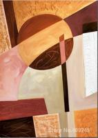 Christmas Gift art on Canvas Dune Renewed I High Quality oil Painting Handmade