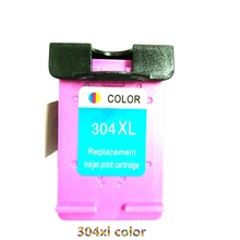 Vilaxh compatible For HP 304 Color Ink Cartridge Replacement xl 304xl Deskjet 3724 3730 3732 3752 3720 3721 Printer