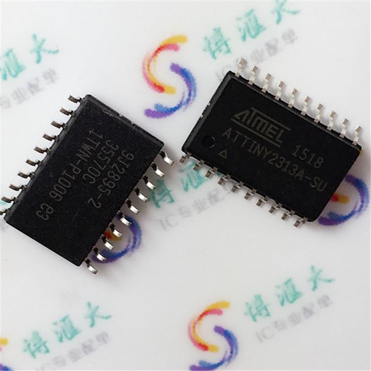 Module ATTINY2313A-SU ATTINY2313A ATTINY2313 tiny2313 Original authentic and new Free Shipping attiny2313a pu attiny2313 attiny 2313 dip20 atmel 8 bit microcontroller chip