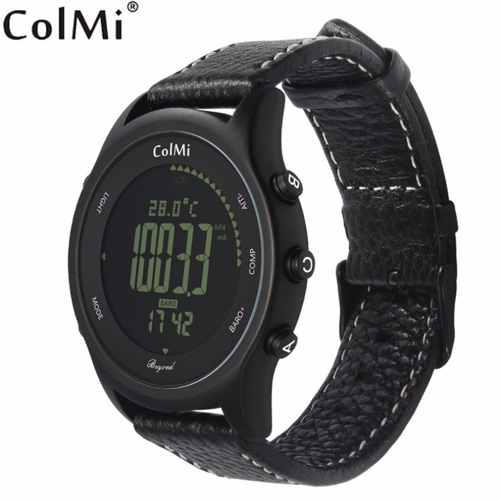 ColMi Beyond Sport Smart Watch IP68 5ATM Professional Waterproof Pressure Temperature Altitude Man Outdoor Mountain Smartwatch