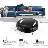 SDG Intelligent Robot Vacuum Cleaner For Fuzzy Spot Edge Cleaning Support Auto Cleaning Mopping Vacuuming Remote