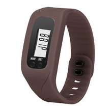 Mens Women Sport Watch Digital LCD Pedometer Run Step Walking Distance Calorie Counter Watch Bracelet Watches Erkek Kol Saati