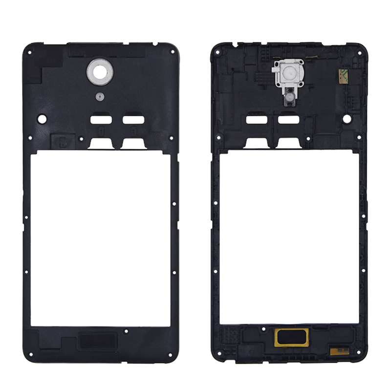 Netcosy For Xiaomi Redmi 2 Redmi Note 2 Middle Plate Cover Housing Case Middle Frame Bezel Replacement Part For Redmi 2/note2