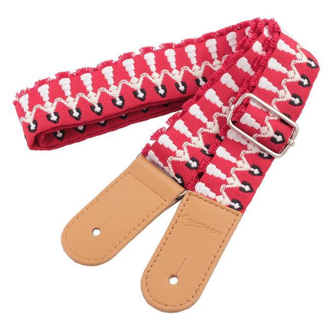 Weaving Style Soft Ukulele Straps