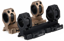 New Double Ring 1inch 25.4mm Rifle Scopes Mount Weaver/Picatinny Scope fits 20mm rail  free shipping