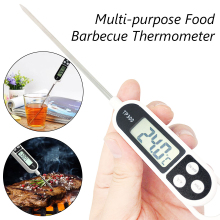 ibt 6x bluetooth wireless digital kitchen thermometer for bbq cooking food probe meat water milk meat thermometer kitchen tools Digital Probe Meat  Kitchen Thermometer Water Milk Cooking Food Probe BBQ Electronic Oven Thermometer Kitchen Tools