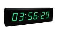 GANXIN 1 8 Green Portable Digital Countdown Timer Clock Large LED Screen Alarm For Office