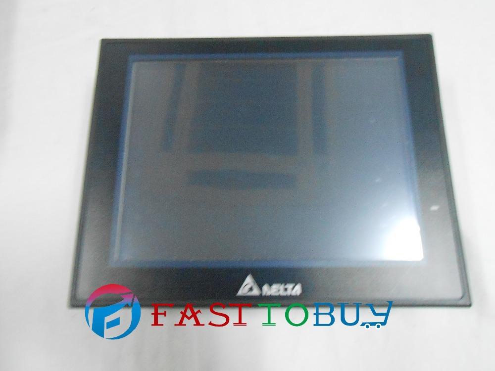 7 Inch 800x600 HMI Delta Touch Operator Panel Display Screen DOP-B07S515 New with USB program download Cable