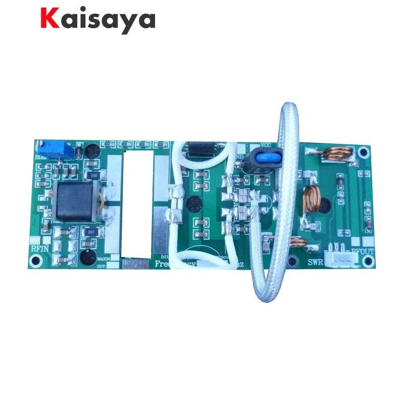 Top quality 100W UHF 400--470MHZ Amplifier Power Amplifier Board For Ham Radio DIY Kits C4-004