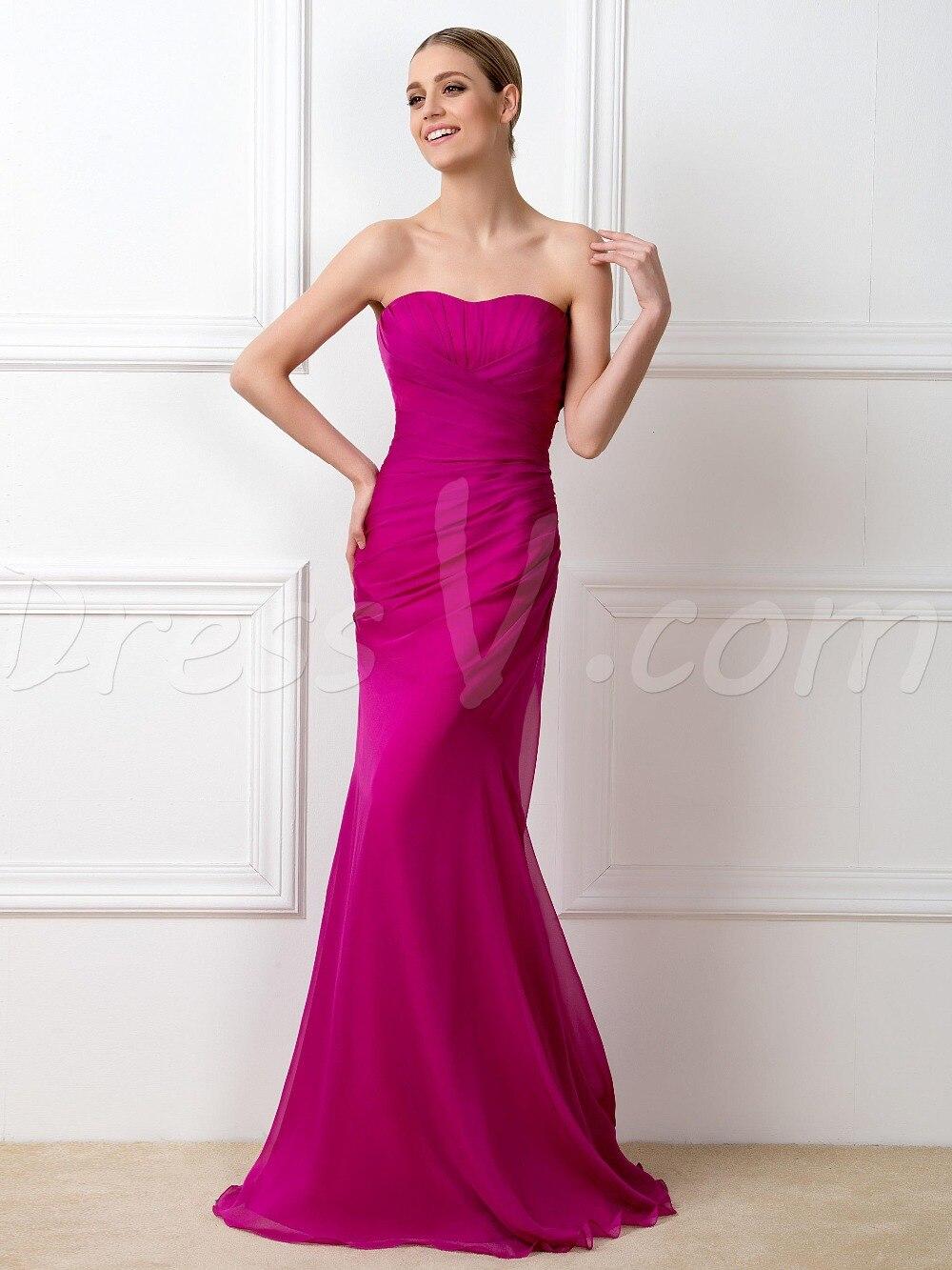 Lujo Varios Vestidos De Dama De Honor Envoltura Colección de ...