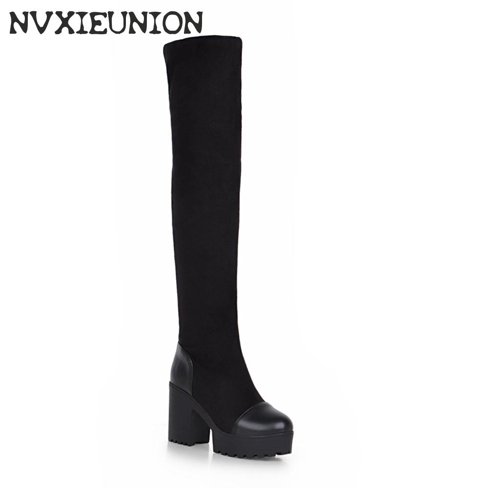 Compare Prices on Size 13 Over The Knee High Boots- Online ...