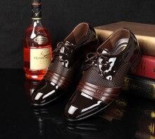 2016 Man breathable mäns loafers designer läder sko manlig äkta läder mode båtskor lyx märke het försäljning