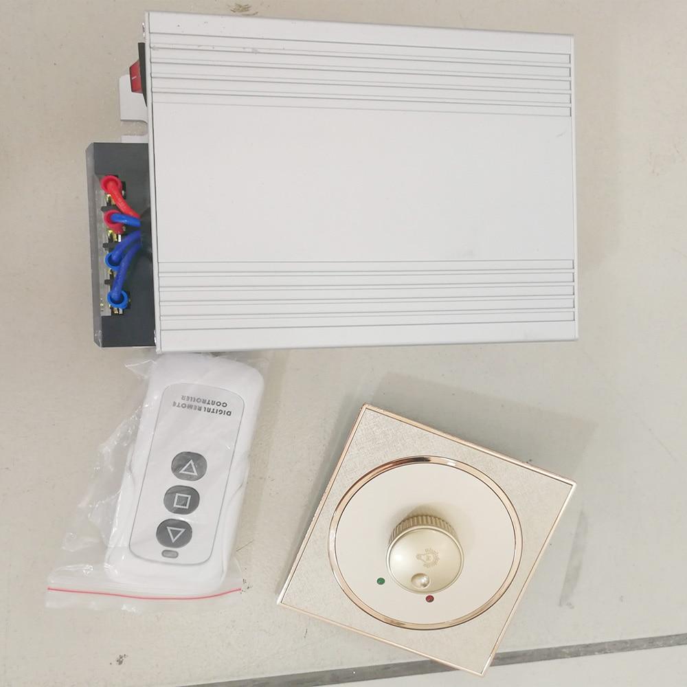 Smart Плёнки Мощность дистанционного питания/ручка диммер управления