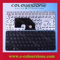 Новый Клавиатура Ноутбука Для HP MINI110-3000 CQ10 Клавиатура Русский RU Черный V112003AS1