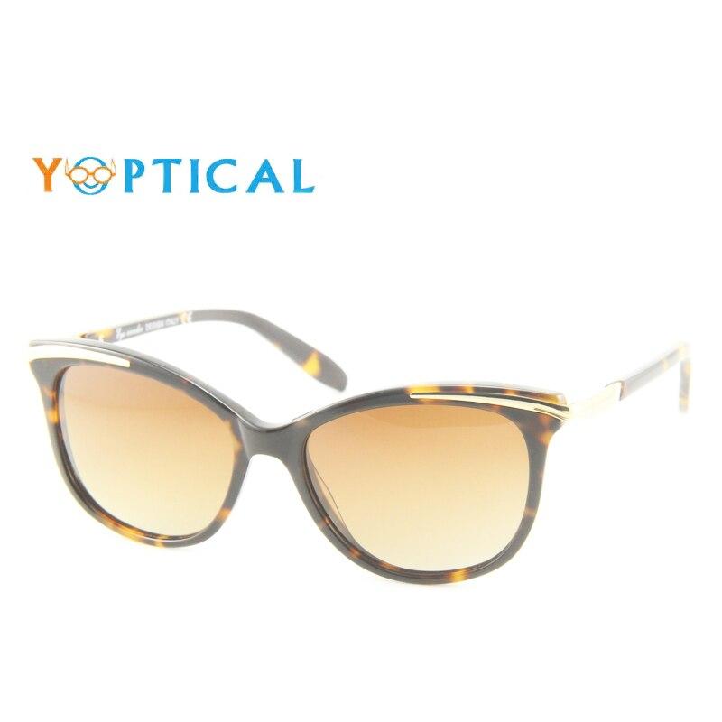 e2b9559e1943d Merveille des yeux de Femmes À La Main Papillon Acétate Polarisées Vintage  Cat Eye Lunettes de Soleil Cadres Oculos de sol Gafas de sol
