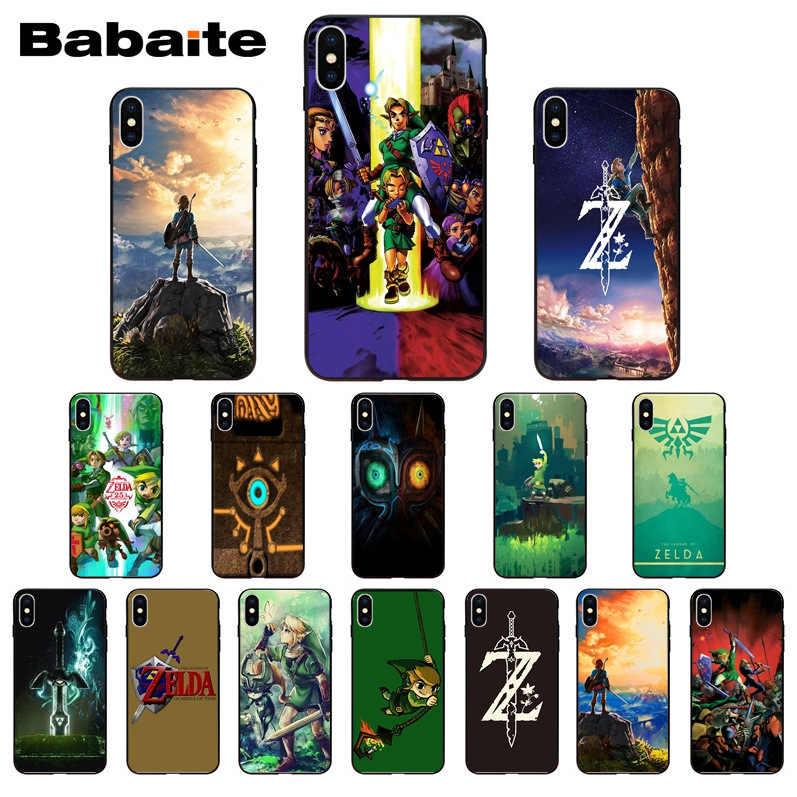 iphone 8 coque zelda