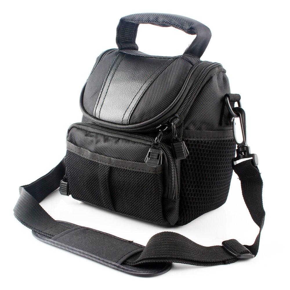 Vidéo Caméra Sac Cas pour Sony A7 Mark II A7II a6300 a6000 a5100 a5000 HX400 HX300 HX200 H400 H300 H100 A7R A37 A35 A58 A57 A55