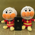 2pcs/lot Anpanman Doll Hanging Wall Brinquedos Juguetes Anpanman Plush Toy Classic Anime Kids Toys Birthday Gifts 25cm
