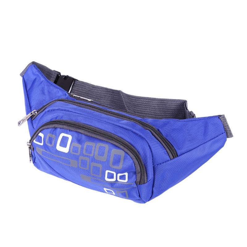 Unisex New Outdoor Sports Pockets Fitness Running Cycling Chest Waterproof Multifunction Portable Phone Bag