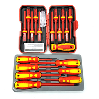 Spifflyer 13 pc vde chave de fenda isolado especial ferramenta de segurança & 7 pc isolado chave de fenda conjunto CR V alta tensão 1000 v durável|Conjuntos ferramenta manual| |  -