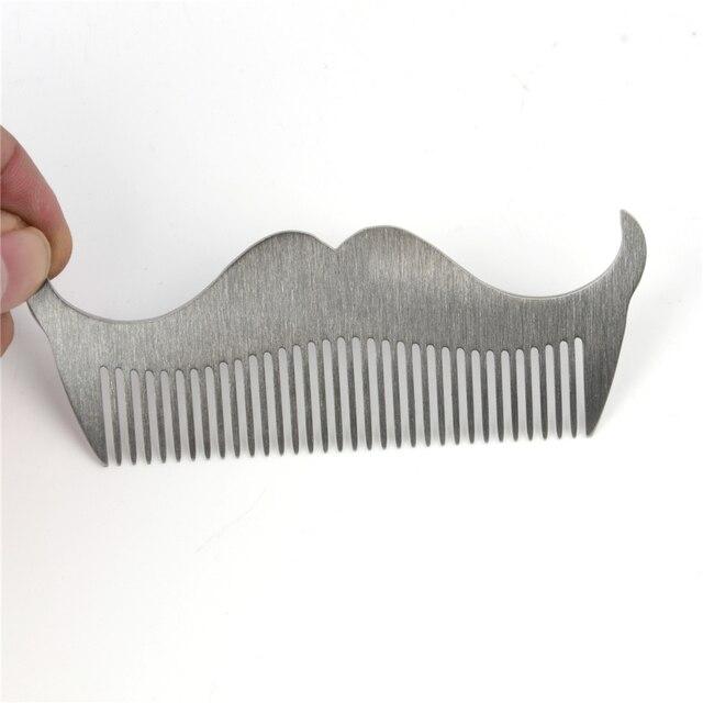 Schnurrbart Cut Modellierung Vorlage Kardieren Werkzeug Schnurrbart ...