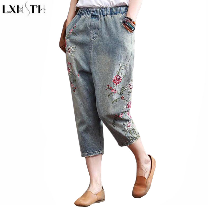 Compare Prices on Jean Capri Pants- Online Shopping/Buy Low Price ...