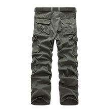misniki 2017 multi pockets camouflage high quality cotton military army trousers 28-40 XP32